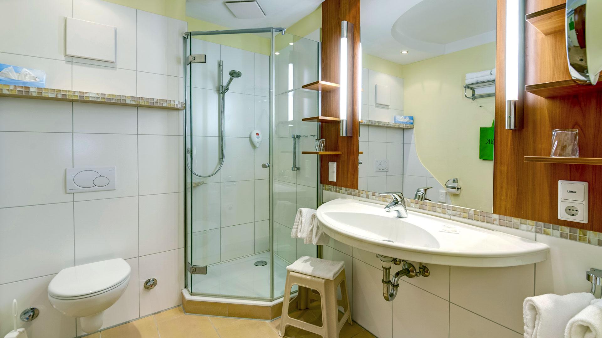 Badezimmer vom DZ Therme